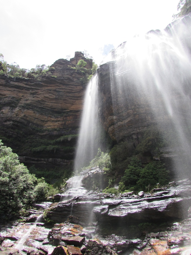 Wentworth Falls Viewpoint