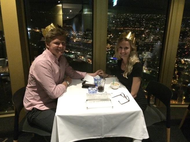 360 Bar Sydney on Christmas Day