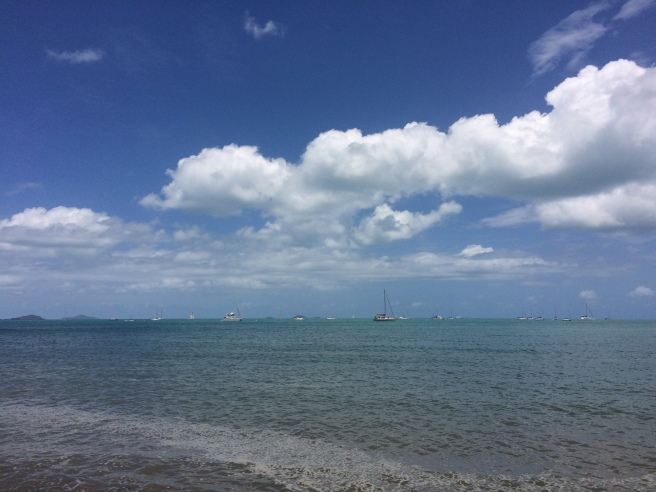 Airlie Beach Australia Ocean View