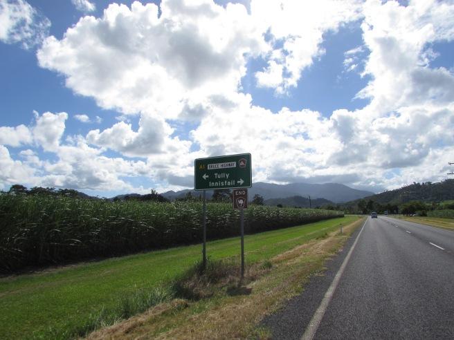 Road Trip to Millaa Millaa Australia