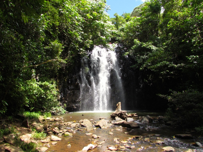 Elinjaa Falls Australia