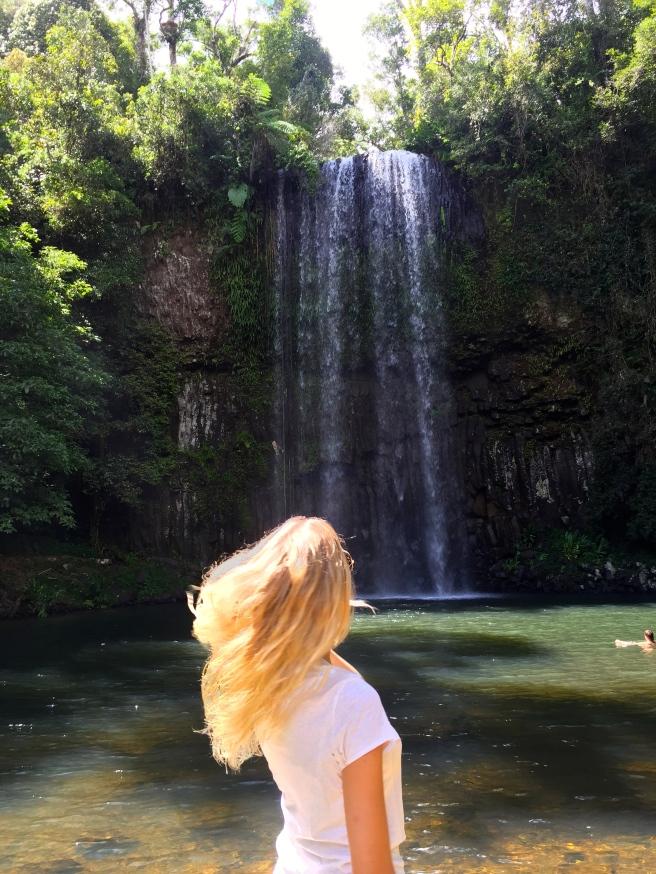 Millaa Millaa Falls Australia