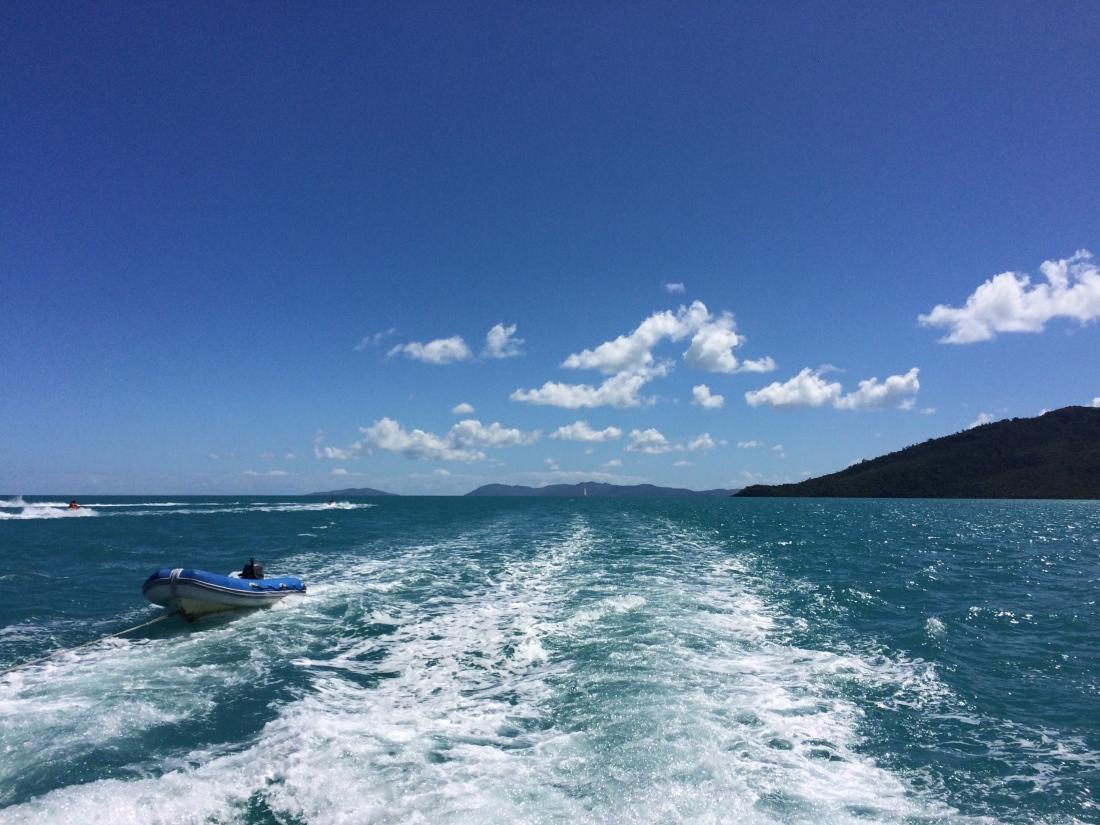 Whitsundays Exploring Australia