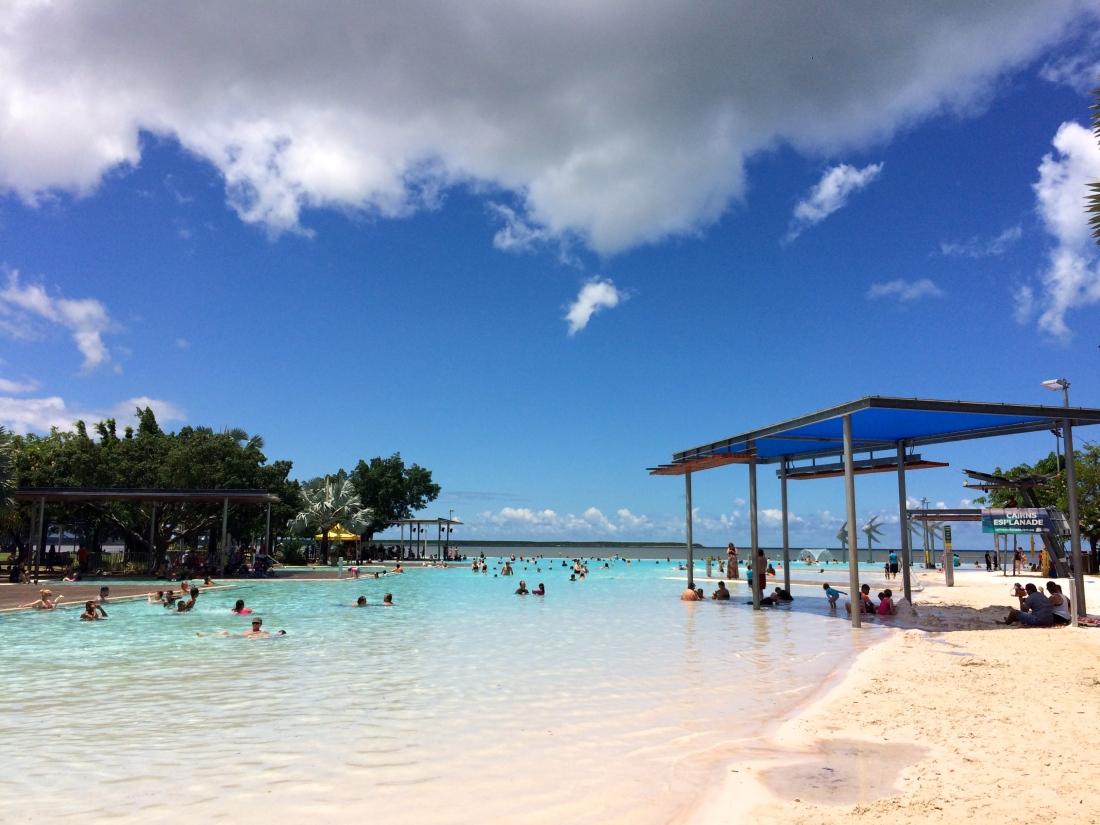 Cairns Esplanade Australia