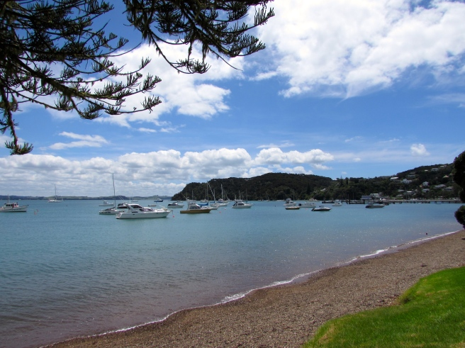 View in Russell New Zealand