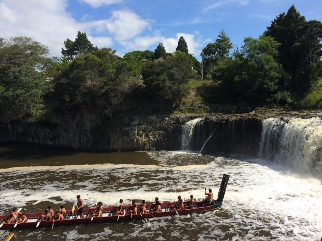 Haruru Falls Paihia