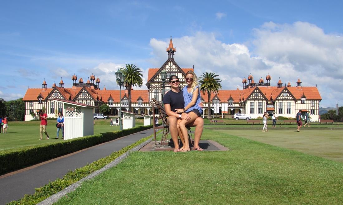 Rotorua Museum New Zealand