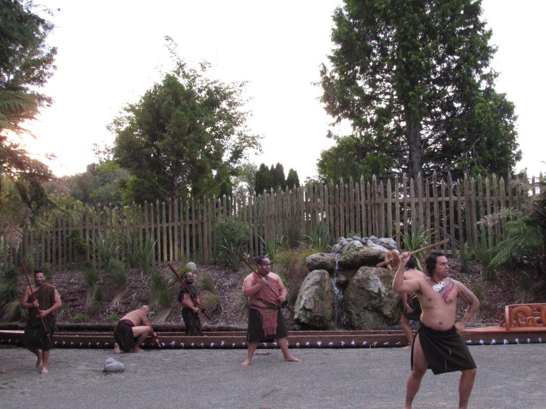 Tamaki Maori Village Welcome