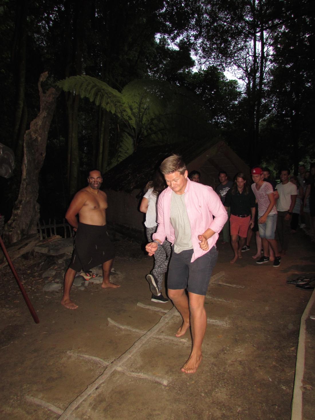 Tamaki Maori Village Activities