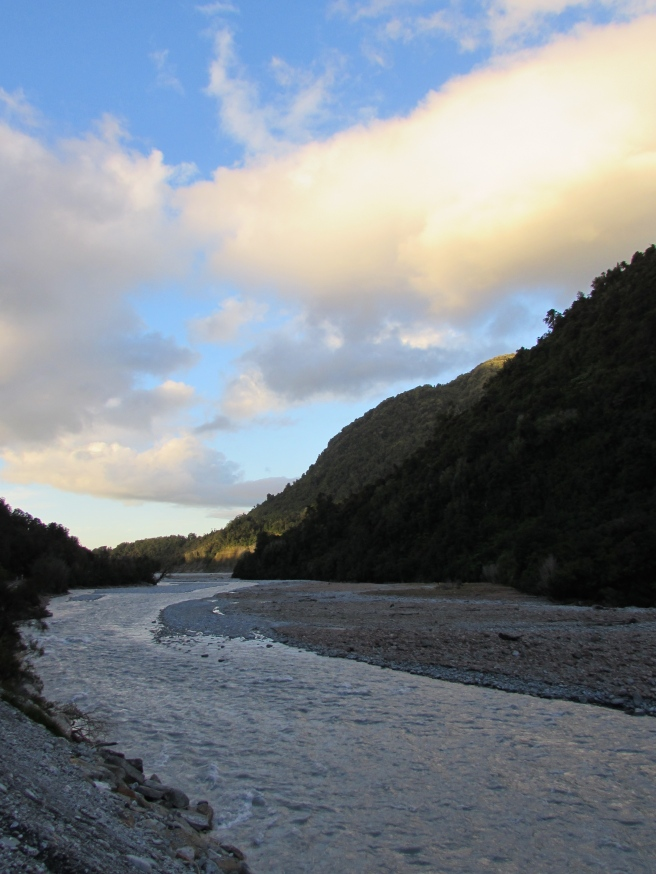 Hiking in Franz Josef