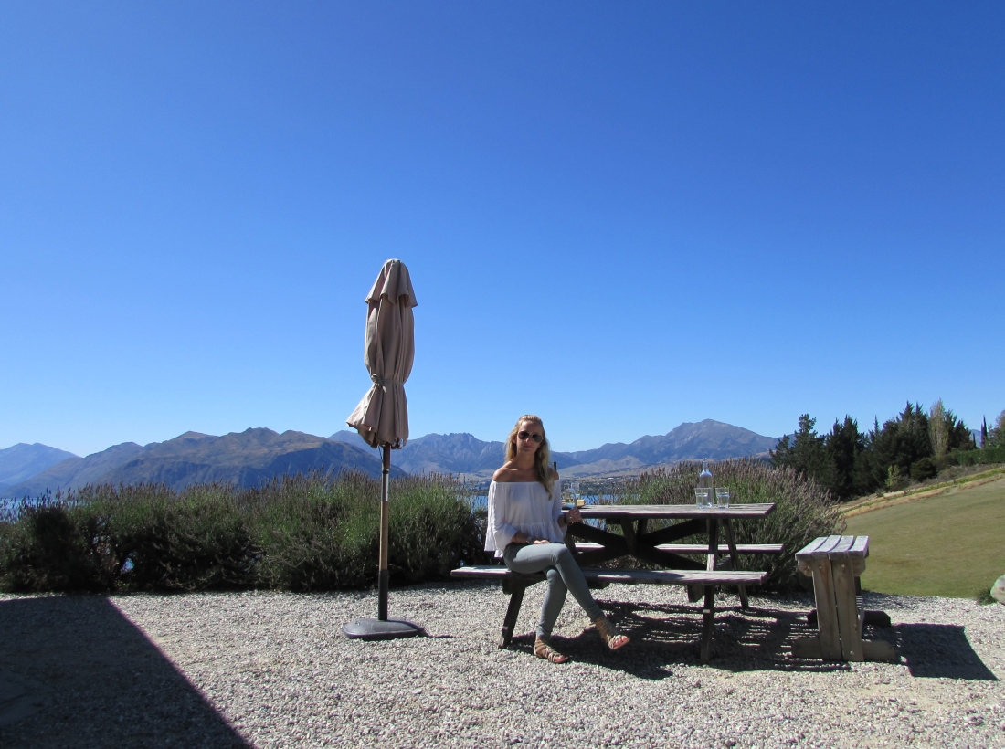Rippon Winery Dining