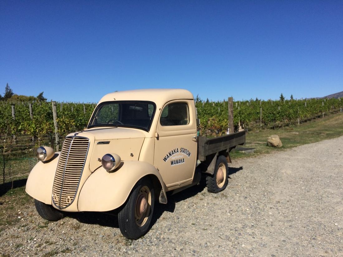 Rippon Winery New Zealand